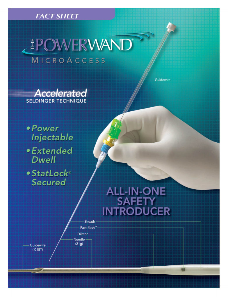 The Power wand Fact Sheet